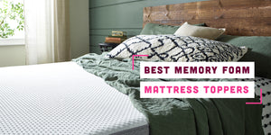 Best Memory Foam Mattress Topper UK: The Countdown