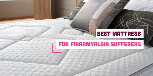 Mattress for Fibromyalgia with text
