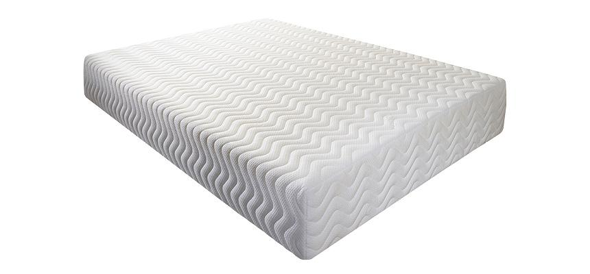 Coolblue 2500 memory foam mattress