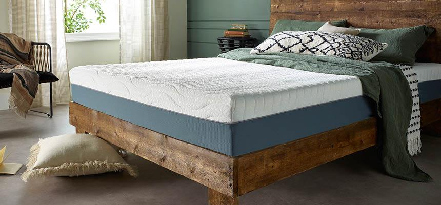 Zen Ergopedic Pocket Memory Foam Mattress