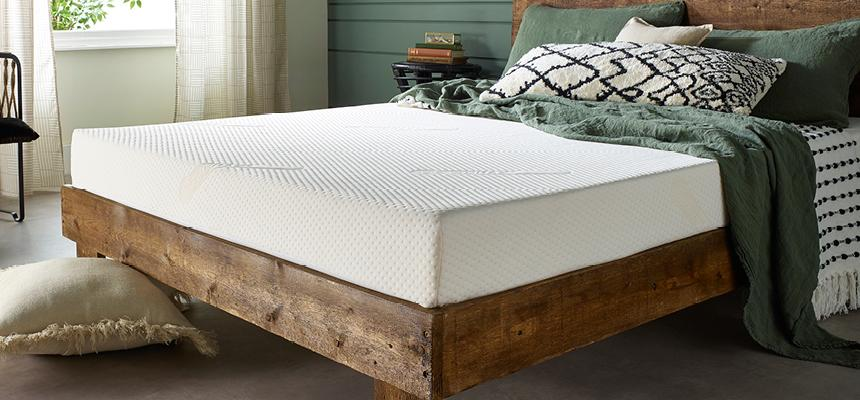 Zen 1000 Pocket Sprung Memory Foam Mattress Memory Foam Warehouse