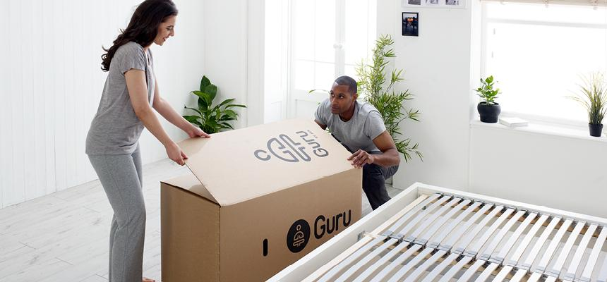 Bed in a Box | Guru By Zen - Memory Foam Warehouse