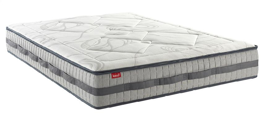 Komfi Ikon Trio Memory Foam Mattress - Memory Foam Warehouse