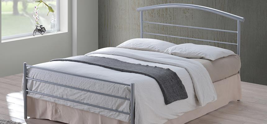 Brennington Metal Bed Frame - Memory Foam Warehouse