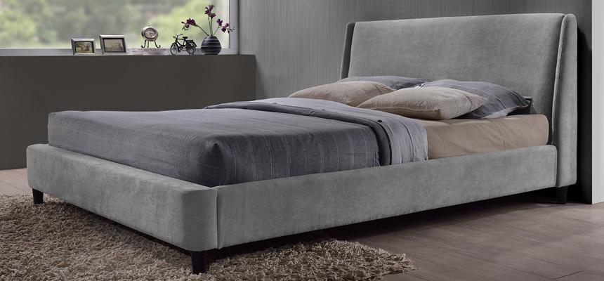 Edburgh Bed Frame - Memory Foam Warehouse