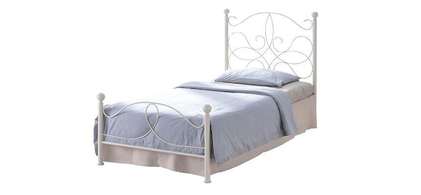 Melissa Metal Bed Frame - Memory Foam Warehouse