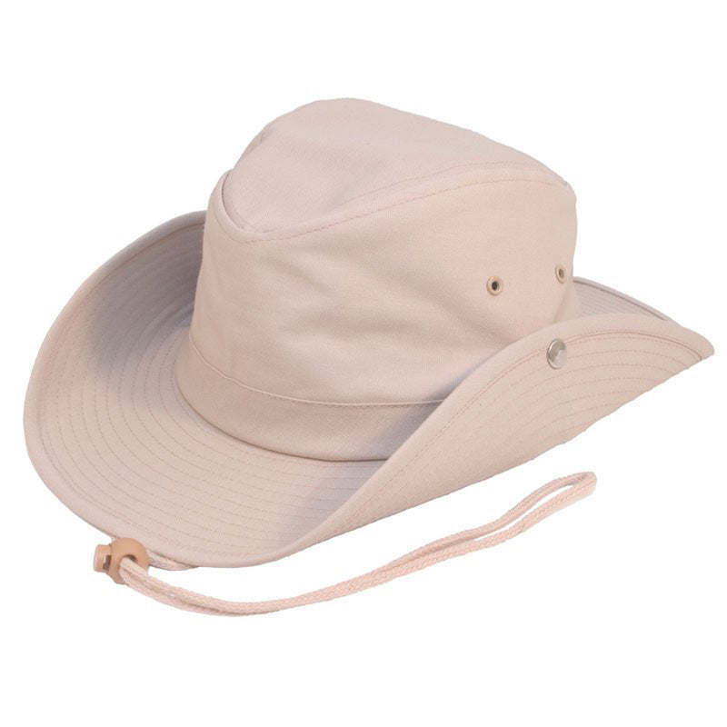 Outback Bush Hat with Press-Stud Sides