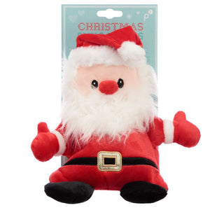 Plush Christmas Santa Heat Pack
