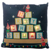 Christmas Elf LED Decretive Cushion