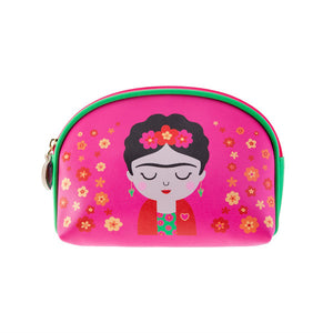 Frida Kahlo cosmetic bag for all your beauty essentials