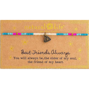 Natural Life Giving Bracelet - Best Friends Forever