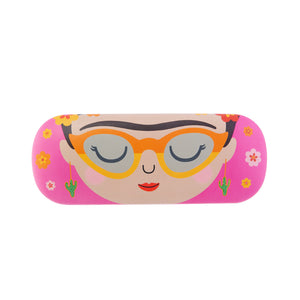 Frida Kahlo Glasses Case