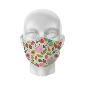 Autumn Falls Reusable Face Mask / Covering - Large