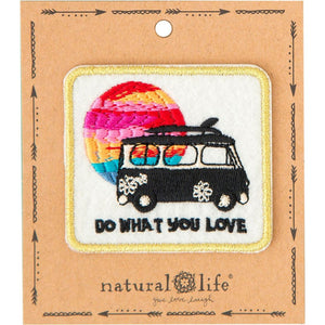 Natural Life Do What You Love Patch