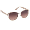 Festival Outlet: Ladies Beige Amelia Eyelevel Sunglasses