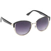 Festival Outlet: Ladies Black Amelia Eyelevel Sunglasses