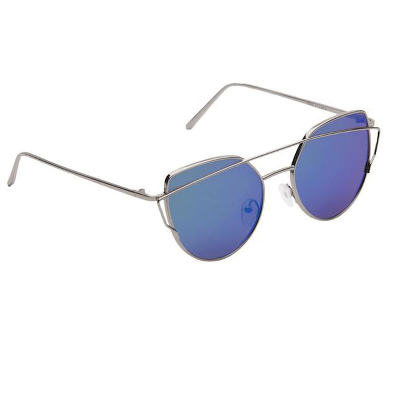 Adults Erin Young & Trendy EyeLevel Sunglasses -  Blue or Rose Gold