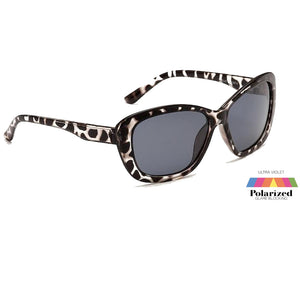 Festival Outllet: Adults Ladies Polarized EyeLevel Sunglasses Kelly  -  Black or Brown