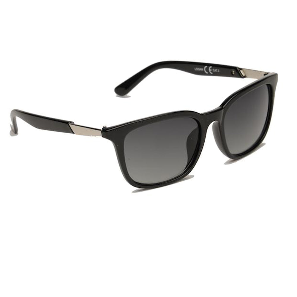 Adults Logan Classic Mens EyeLevel Sunglasses -  Silver or Black