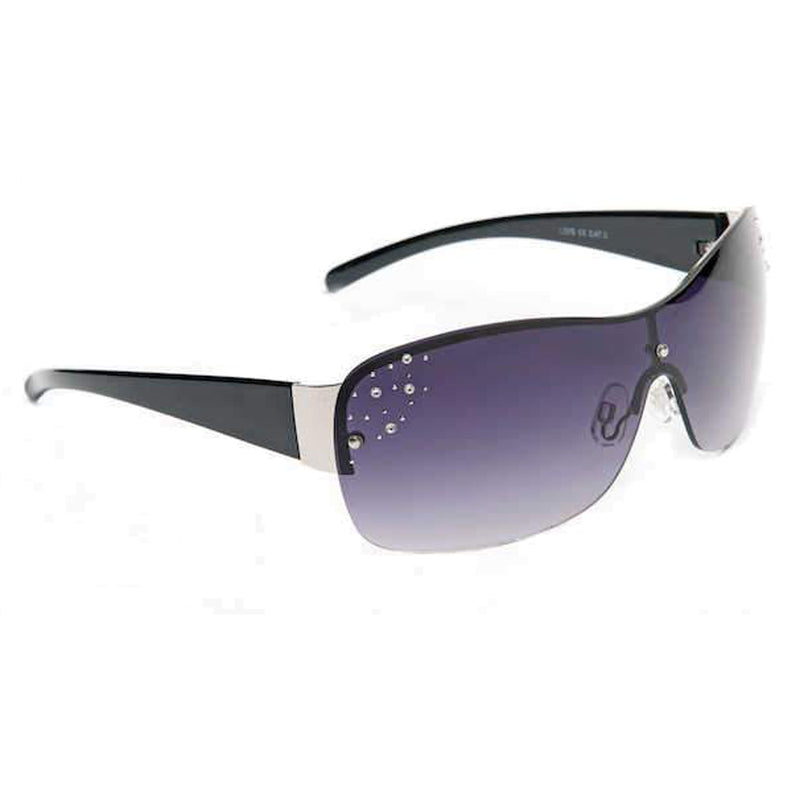 Adults Lois Glitz & Glamour EyeLevel Sunglasses -  White, Purple or Black