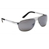 Adults Officer Aviators EyeLevel Sunglasses -  Silver or Black
