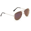 Adults Propeller Aviators EyeLevel Sunglasses -  Silver, Black or Brown
