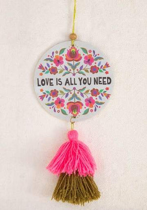 Natural Life Love is all you Need Air Freshener