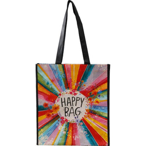 Natural Life Extra Large Rainbow Happy Bag