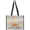 Natural Life Large Sunrise Burst Happy Bag