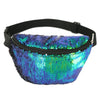 80s/90s Sequin Festival Bum Bags, 80's dressing up Summer Festival Concerts