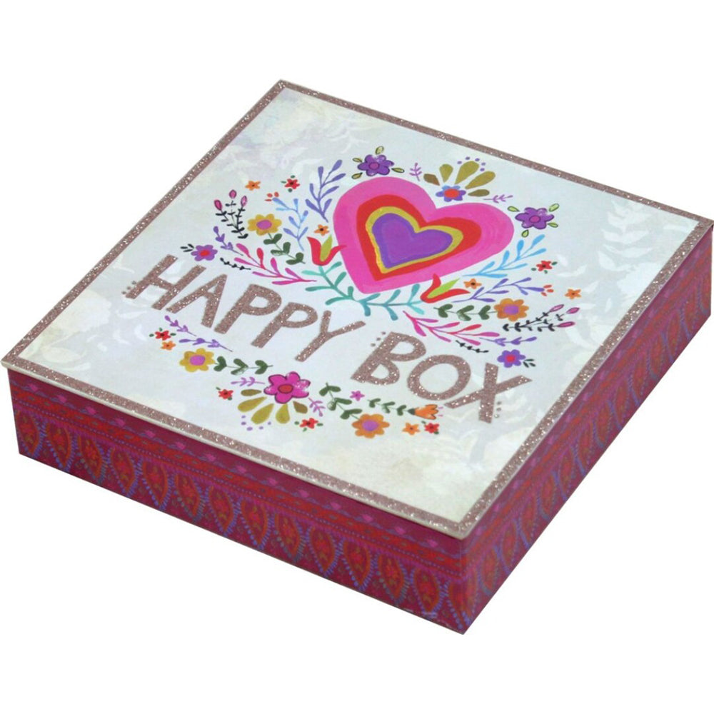Natural Life Heart Happy Box
