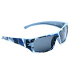 Festival Outlet: EyeLevel Kid's Camo  Sunglasses -  Light Blue