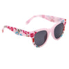 Kid's Flowery Tilly EyeLevel Sunglasses, Pink or White Frame