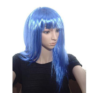 80s Neon Long Wig For Festivals