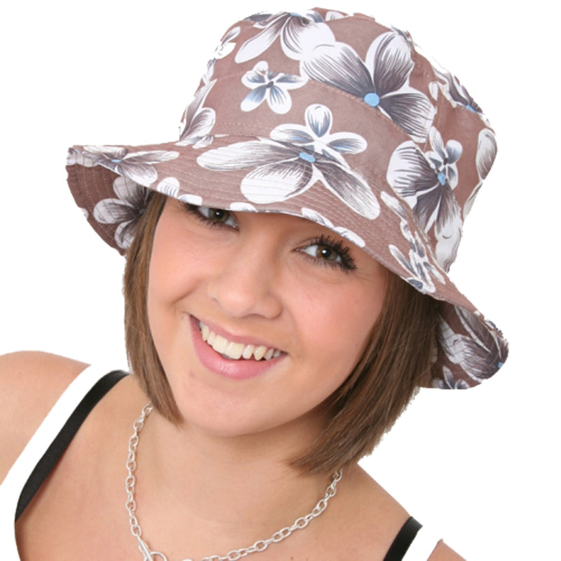 Festival Outlet: Packable Adjustable Unisex Bush Bucket Sun Hat