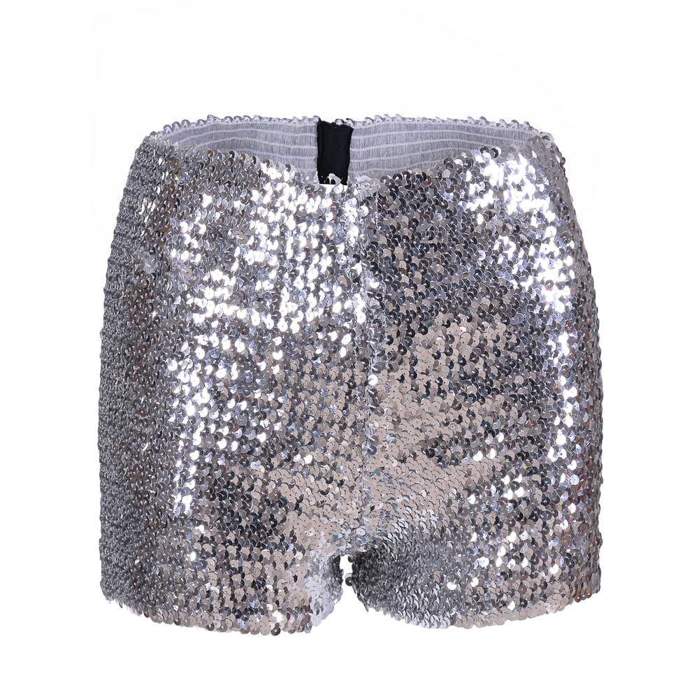 Sequin Festival Hot Pants