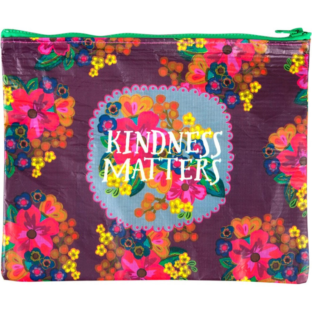 Natural Life Kindness Matters Pouch