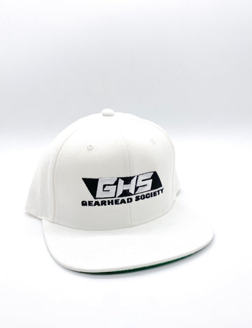 GHS Championship white Snap Back