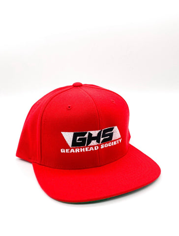 GHS Varsity Red Snap Back