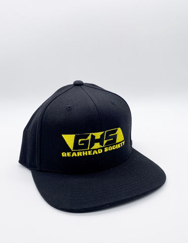 GHS Snap Back (Phoenix Yellow logo)