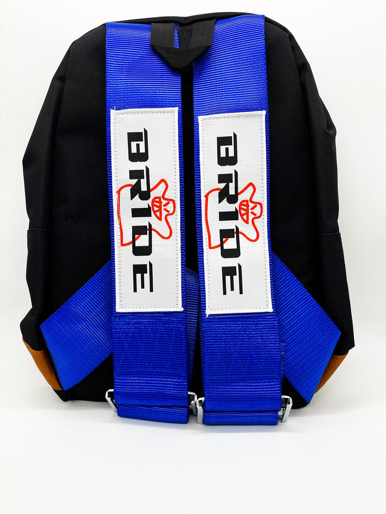 BLUE Bride Back Pack (XBOX SERIES S ENTRY ITEM)