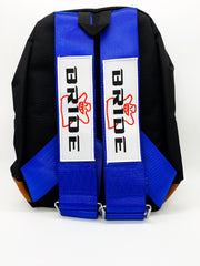 BLUE Bride Back Pack