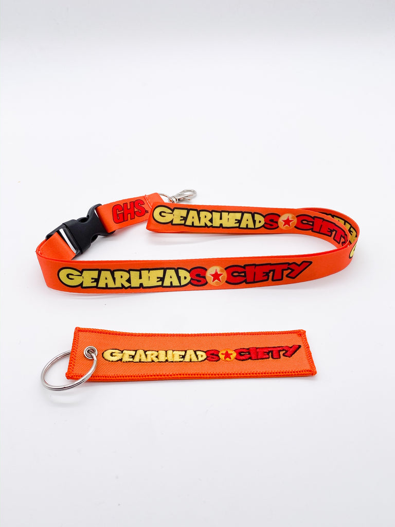DBZ Inspired lanyard x Jet Tag (XBOX SERIES S ENTRY ITEM)
