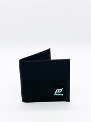 TAKATA Racing Black Wallet