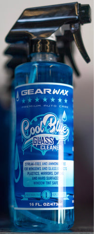 Cool Blue Glass Cleaner