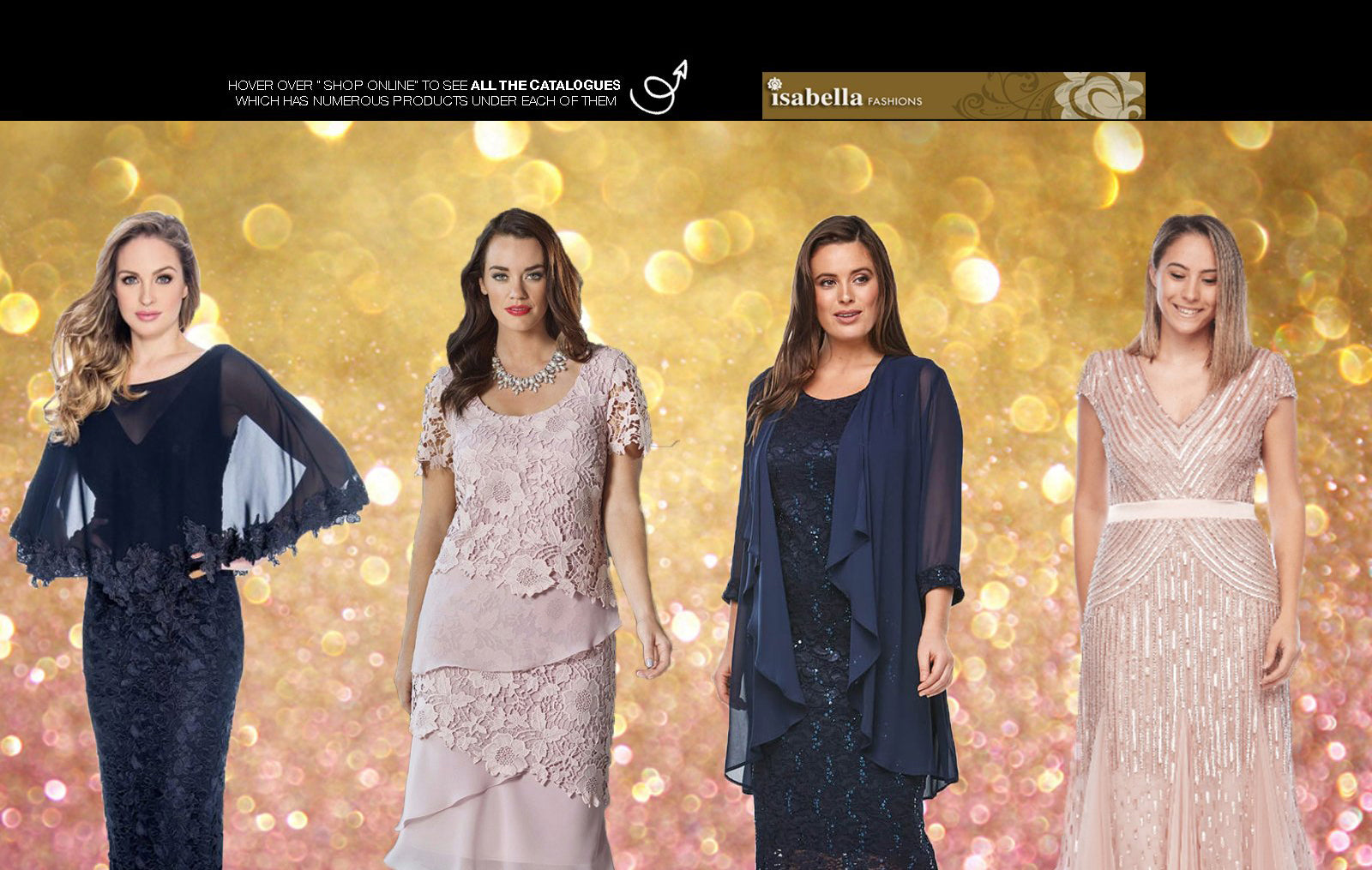 Plus Size Mother of the Bride UK | Plus Size Designers | Froxx
