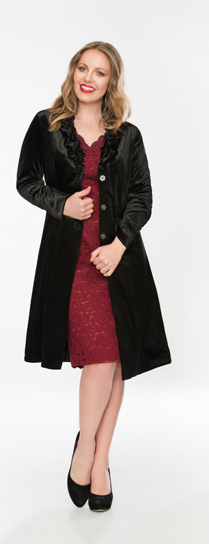 Wool Coats & Raincoats 655