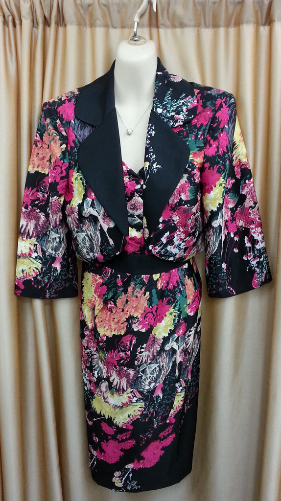 Dress and Jacket Set 83