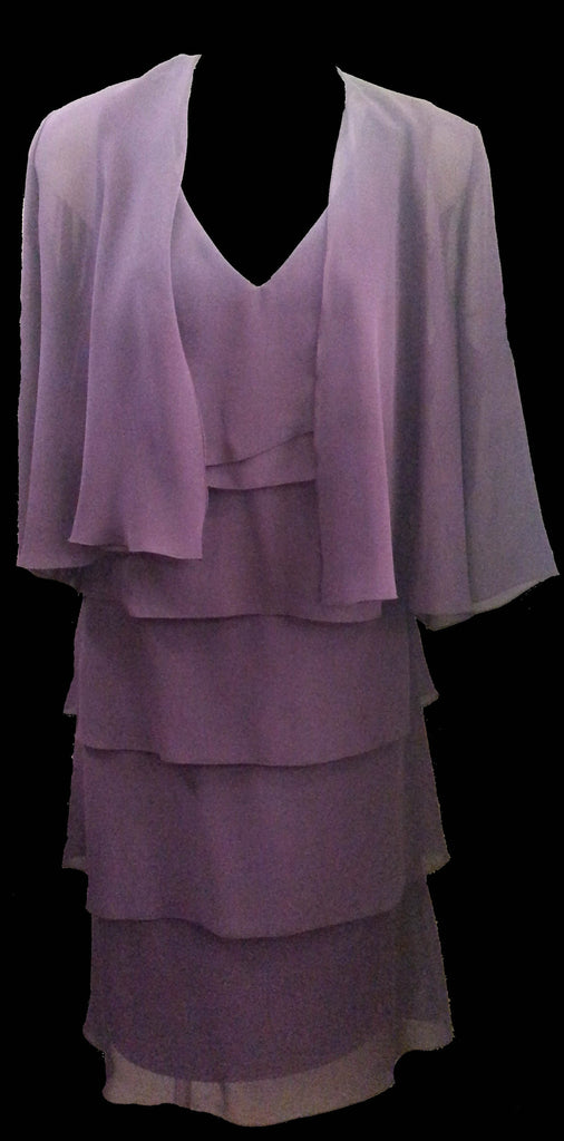 Dress and Jacket Set 112