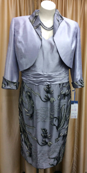 Copy of Dress and Jacket Set 311
